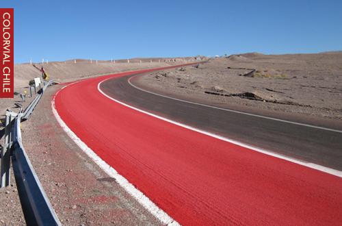 Ruta 23 CH, Calama a San Pedro de Atacama