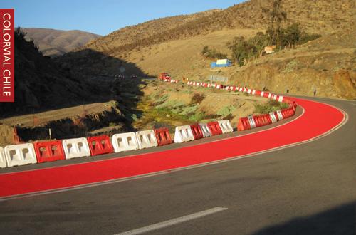 Ruta B 710, sector Paposo, Antofagasta